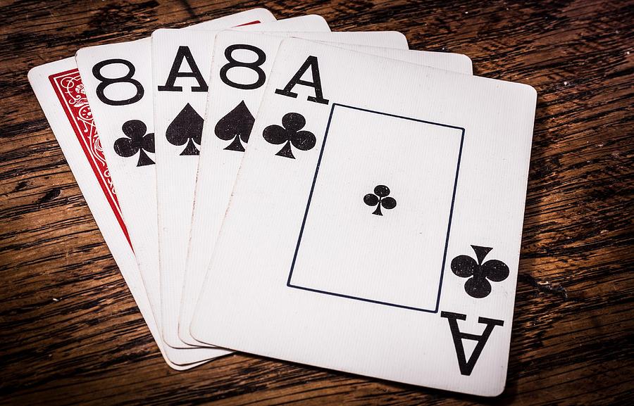 Dead mans hand - poker