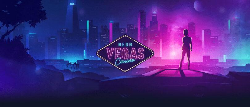 NeonVegas casino bilde